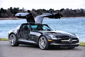 2011 Mercedes-Benz SLS AMG Coupe - Silver Arrow Cars Ltd.