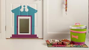 decorative dog doors. Brilliant Decorative Dog Doors With Pet Door Decoration D