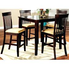 appealing bar style kitchen table pub style table and chairs for used pub tables and