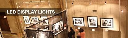 creative lighting display. led arm lights display lighting works on our creative imaginations r
