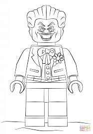 Small Picture Lego Joker coloring page Free Printable Coloring Pages
