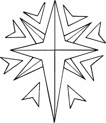 Star Coloring Sheets Free Printable Star Coloring Pages For Kids