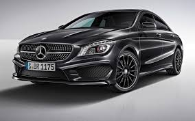 new car launches europe 20142014 MercedesBenz CLA to Launch in Europe with Limited Edition 1