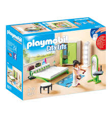 Playmobil City Life Schlafzimmer 9271 Galeria Kaufhof