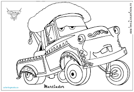 Coloriage Cars 2 Page 14 Beautiful Mater Coloring Pages