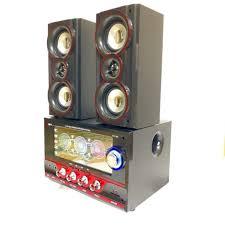 CHÍNH HÃNG] Dàn Âm Thanh Tại Nhà - Loa Vi Tính Hát Karaoke Có Kết Nối  Bluetooth USB SKYNEW - SKN395