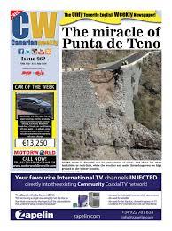Cw issue 962 by Canarian Weekly issuu