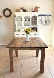 Square Farmhouse Table Ana White