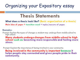 good thesis statements for expository essays order custom essay good thesis statements for expository essays writing assignments service