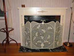 victorian fireplace screen available may 17 19 at our des plaines il estate