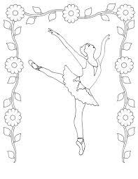 Search through 623,989 free printable colorings at getcolorings. Free Printable Ballet Coloring Pages For Kids