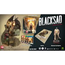 Blacksad: Under the Skin [Collector's Edition]