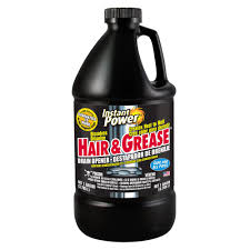 hair and grease drain opener