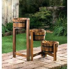 wooden plant stands tiered wooden plant stand diy