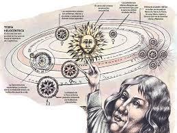Nicolás Copérnico visionario del espacio
