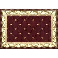 fleur de lis rugs oriental red rectangular 5 ft 3 in x 7 rug aubusson area fleur de lis rugs