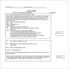 Medical Note New Medical Note Template 48 Free Word PDF Format Download Free