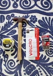 tools you need to hang a rug on the wall