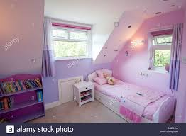 Pretty Bedrooms For Girls Young Girls Pink Pretty Barbie Bedroom Girl Stock Photo Royalty