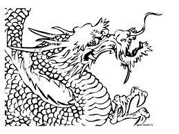 Small Picture Epic Chinese Dragon Coloring Pages 86 For Your Coloring Pages for
