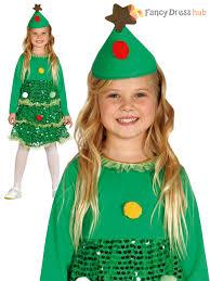 Christmas Tree Costume MensCostume HalloweenCostume Girls Christmas Tree Dress