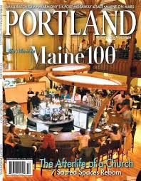 Portland Expo Seating Chart Maine Portland Monthly Magazine October 2012 By