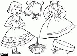 Small Picture Dress Up Coloring Pages Dress Up Snowman Coloring Sheet Pages