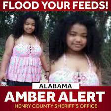 AMBER Alert Alabama Child abduction ...