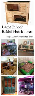 spiffy large indoor rabbit hutch ideas for keeping your pet rabbit happy healthy