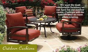 Cushions for Outdoor Furniture and Patio Furniture