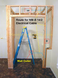 how to wire a closet light wiremold closet light wiring extend power from wall outlet to ceiling light