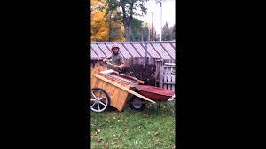 compost soil dirt sifter power diy homemade garden cart sieve you