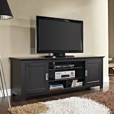 Unique Tv Stands New 70 Inch Wood Tv Stand With Sliding Doors In A Beautiful Matte