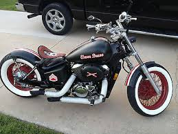 honda bobber motorcycles for sale