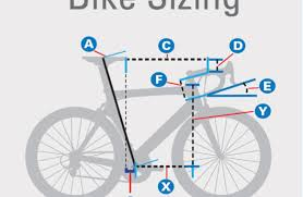 Bicycle Fitting Chart Road Bike Frame Sizes Find Fit The Right Bicycle For You