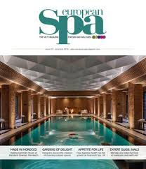 Thermae Spa Color Chart European Spa Magazine Issue 52 By European Spa Magazine Issuu