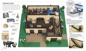 Real Life Lego House The Lego Ideas Book Unlock Your Imagination Daniel Lipkowitz