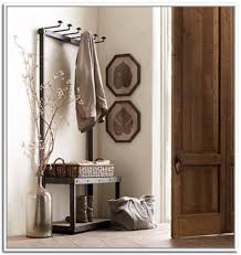 Metal Entryway Storage Bench With Coat Rack Metal Entryway Bench With Coat Rack Metal Entryway Storage Bench 37