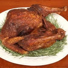 Deep Fried Turkey With Herbs