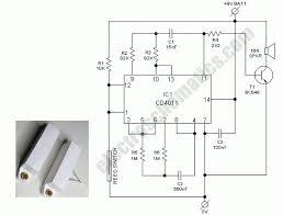 door ajar alarm circuit door ajar alarm circuit schematic