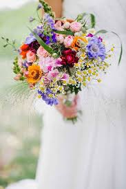 flower bouquets for weddings. summer wedding flowers in season + bold \u0026 bright ideas flower bouquets for weddings