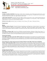 top 8 dietitian nutritionist resume samples 1 638 - Nutritionist Resume