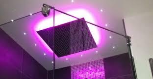 wet room lighting. Birling, Kent - En-Suite Wetroom Wet Room Lighting