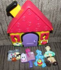 mailbox blues clues toy.  Toy 1999 Blues Clues Magnets Steve Mailbox Mail Time Salt And Pepper Tyco Toy With F
