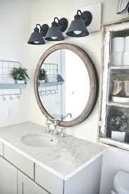 bathroom sink decor. Farmhouse Bathroom Sink Vanity Light Fixture Ideas Decor S