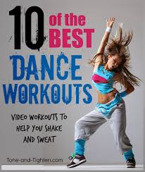10 of the best dance workout videos