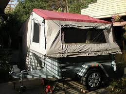 model off road camping trailer plans diy micro camping trailer i built for