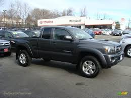 2010 Toyota Tacoma V6 SR5 TRD Sport Access Cab 4x4 in Magnetic ...