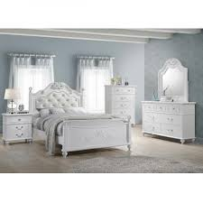 Alana AN700 6 Piece Youth Full Bedroom Set