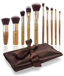 missamé 10 pcs makeup brush set